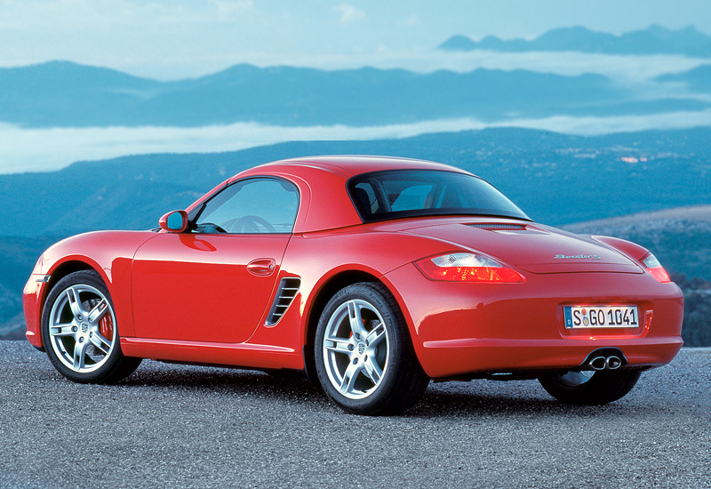 2005 porsche boxster s 987 specifications photo price information rating. Black Bedroom Furniture Sets. Home Design Ideas