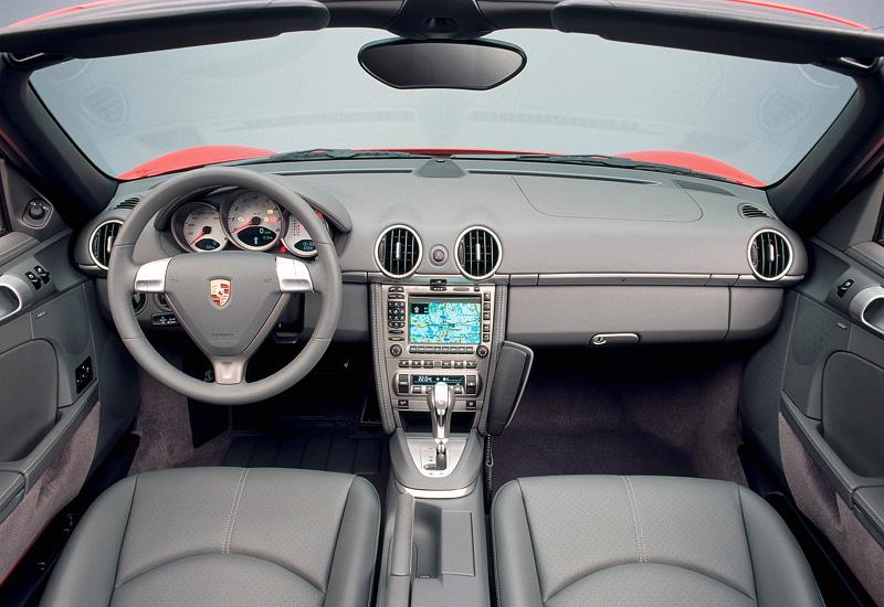 2005 Porsche Boxster S 987  specifications photo price