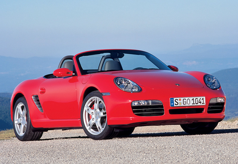 2005 porsche boxster s 987 specifications photo. Black Bedroom Furniture Sets. Home Design Ideas