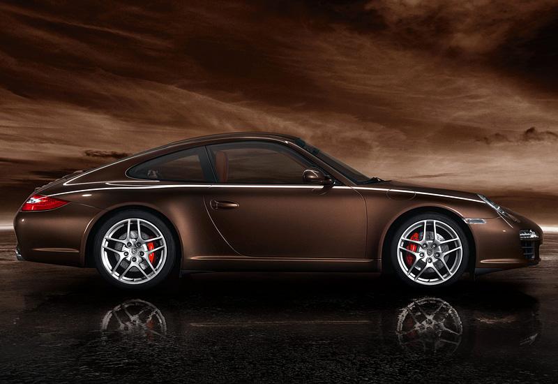 2008 Porsche 911 Carrera S Coupe 997 Specifications