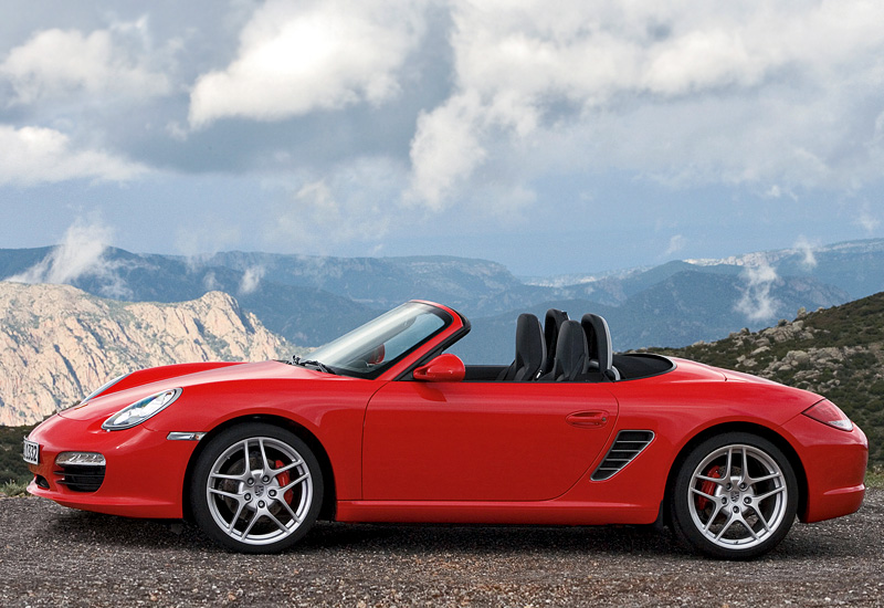 2008 porsche boxster s 987 specifications photo price information rating. Black Bedroom Furniture Sets. Home Design Ideas
