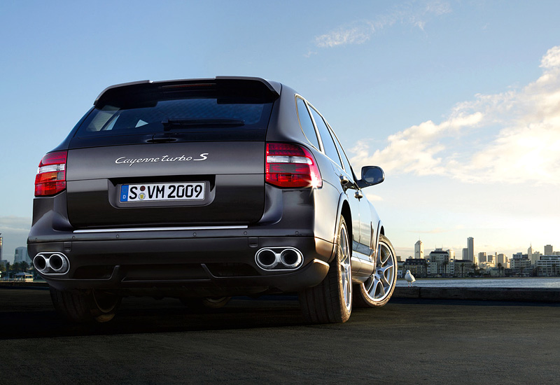 120 Kph To Mph >> 2008 Porsche Cayenne Turbo S (957) - specifications, photo ...