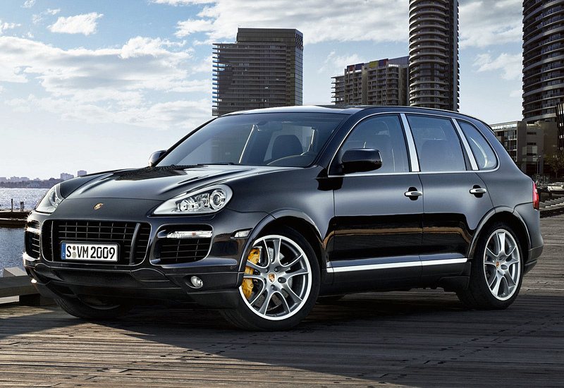 2008 Porsche Cayenne Turbo S 957 Specifications Photo