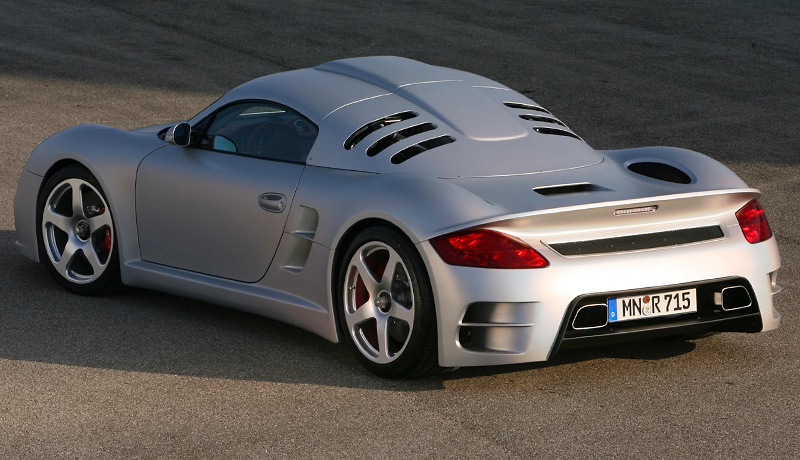 2007 Ruf Ctr3 Porsche Specifications Photo Price