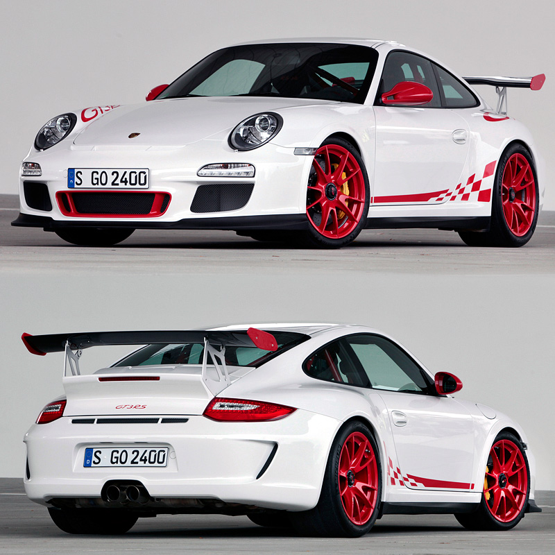 2009 porsche 911 gt3 rs 997 specifications photo price information rating. Black Bedroom Furniture Sets. Home Design Ideas
