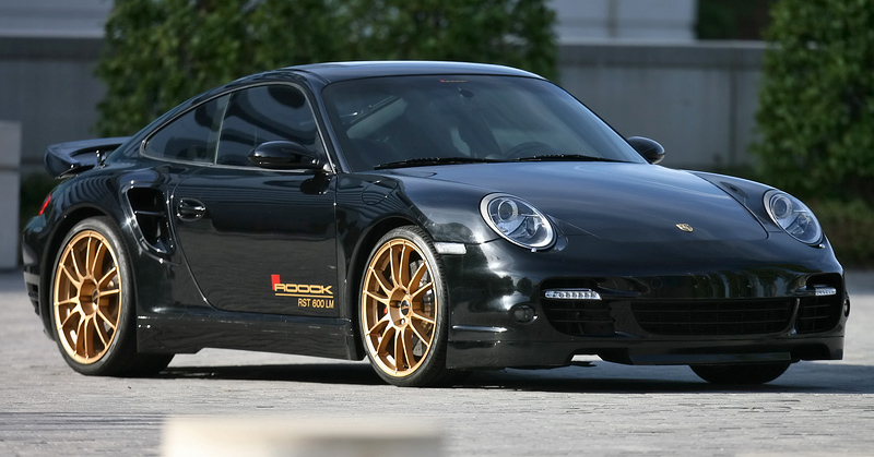 2009 Porsche 911 Turbo Roock RST 600 LM