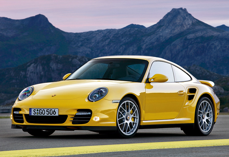 2009 Porsche 911 Turbo 997 Specifications Photo