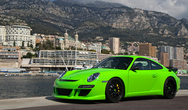 2009 Porsche Ruf Rt 12 S Rwd Specifications Photo