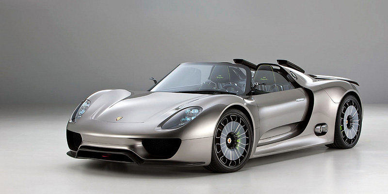 price of porsche 918 spyder concept porsche 918 spyder purchase price to nudge 750 000 photos 1. Black Bedroom Furniture Sets. Home Design Ideas