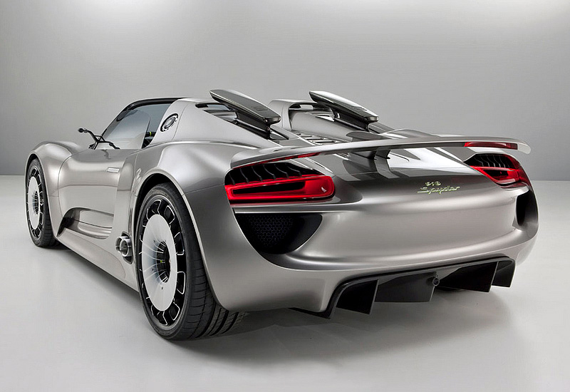 2010 porsche 918 spyder concept specifications photo price information. Black Bedroom Furniture Sets. Home Design Ideas