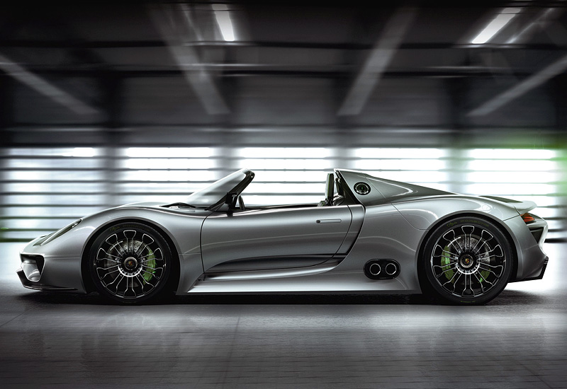 2010 porsche 918 spyder concept specifications photo price information rating. Black Bedroom Furniture Sets. Home Design Ideas