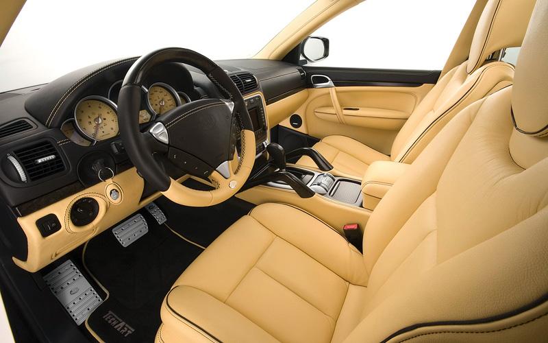 2010 Porsche Cayenne Turbo TechArt Magnum