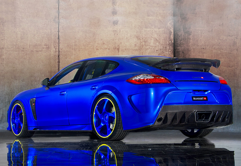 2010 porsche panamera turbo mansory specifications photo price information rating. Black Bedroom Furniture Sets. Home Design Ideas