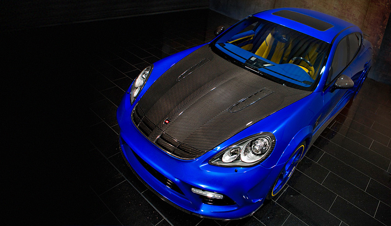 2010 Porsche Panamera Turbo Mansory