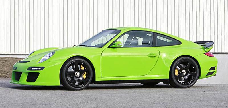 2011 Porsche Ruf Rgt 8 Specifications Photo Price