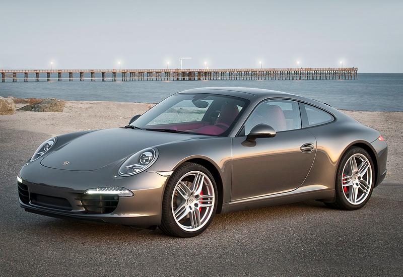 2012 Porsche 911 Carrera S 991 Specifications Photo