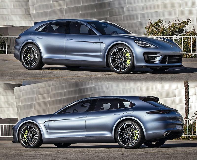 2012 Porsche Panamera Sport Turismo Concept
