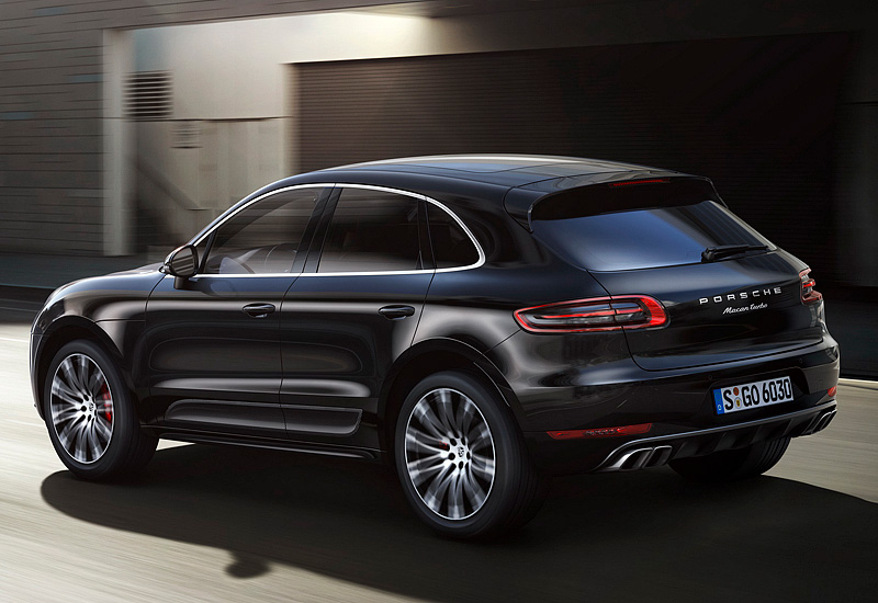 2014 porsche macan turbo specifications photo price information rating. Black Bedroom Furniture Sets. Home Design Ideas