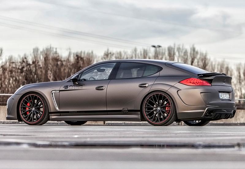 2012 Porsche Panamera Turbo Prior Design Prior600 WB ...