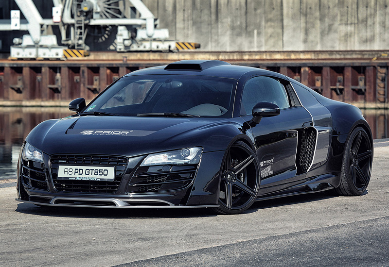 2013 Audi R8 PD GT850 Prior Design - specifications, photo ...