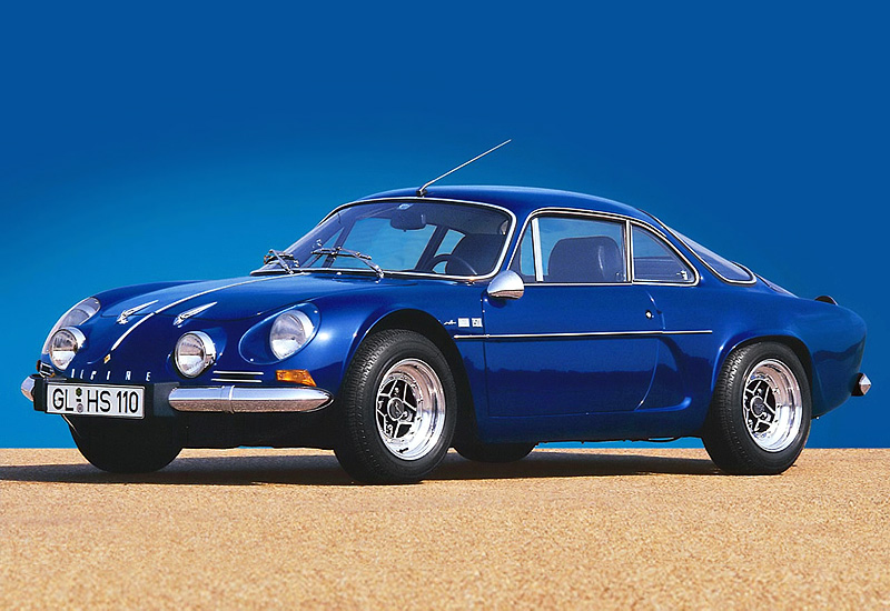1969 renault alpine a110 1600s specifications photo price information rating. Black Bedroom Furniture Sets. Home Design Ideas