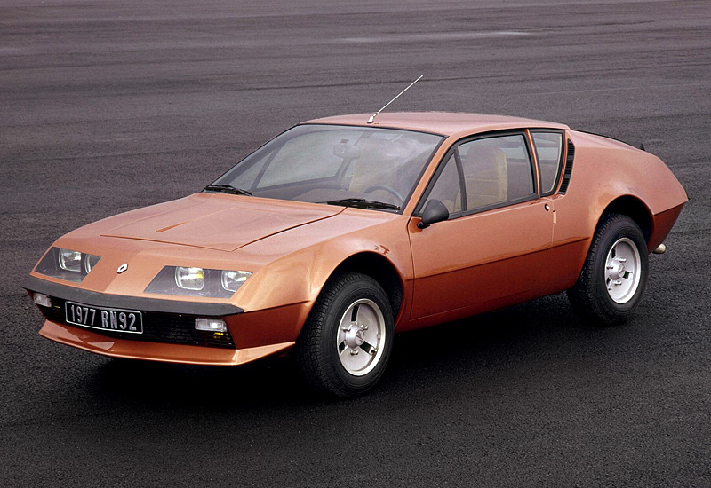 1976 renault alpine a310 v6 specifications photo price information rating. Black Bedroom Furniture Sets. Home Design Ideas