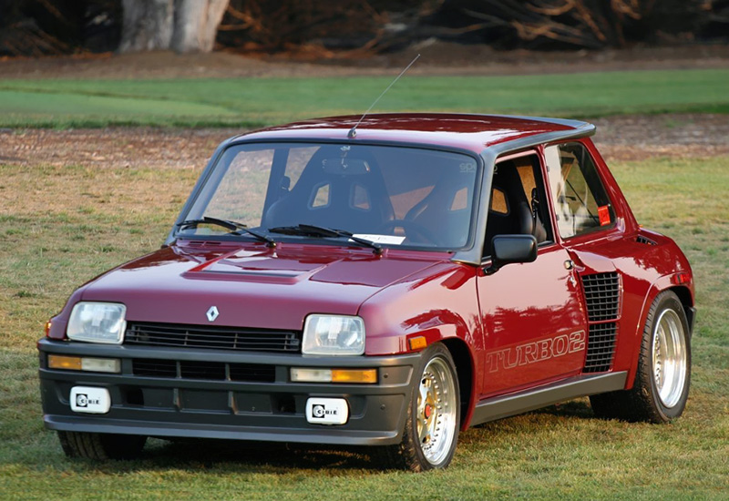 1983 Renault 5 Turbo 2 Specifications Photo Price