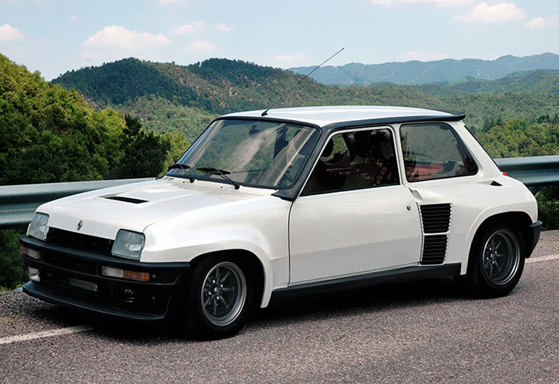 1983 renault 5 turbo 2 specifications photo price information rating. Black Bedroom Furniture Sets. Home Design Ideas