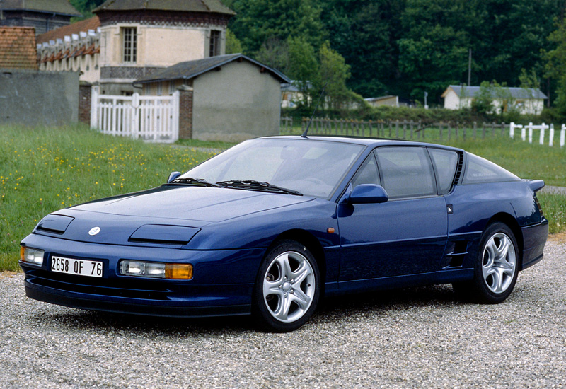 1991 renault alpine a610 specifications photo price. Black Bedroom Furniture Sets. Home Design Ideas