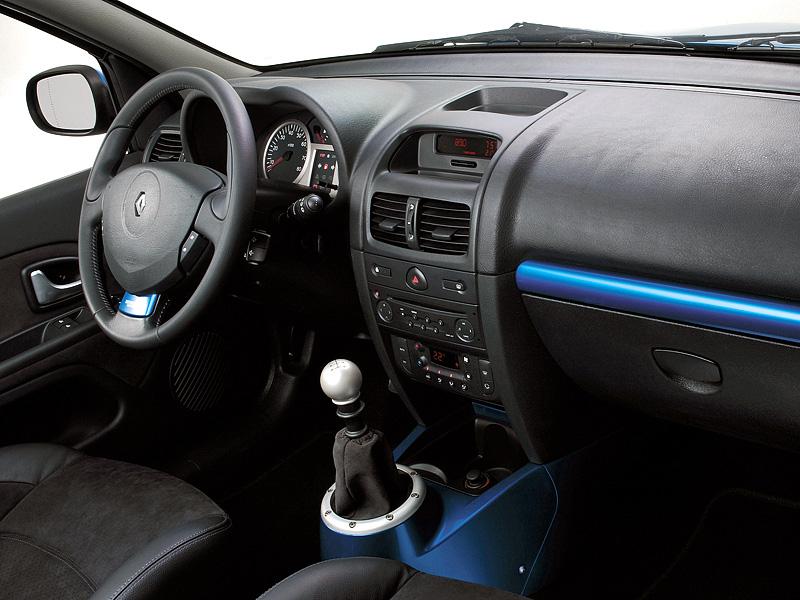 Renault Clio 2003 Interior 2003 Renault Clio v6 Sport