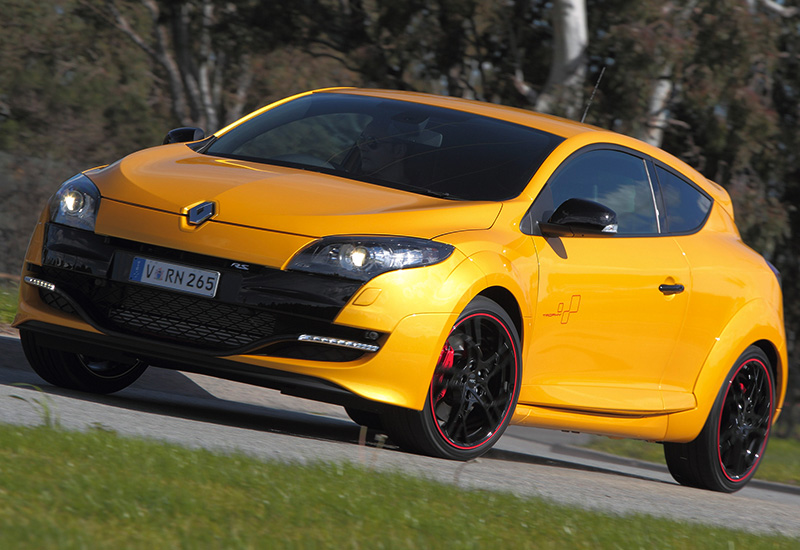 2012 renault megane rs 265 trophy specifications photo price information rating. Black Bedroom Furniture Sets. Home Design Ideas