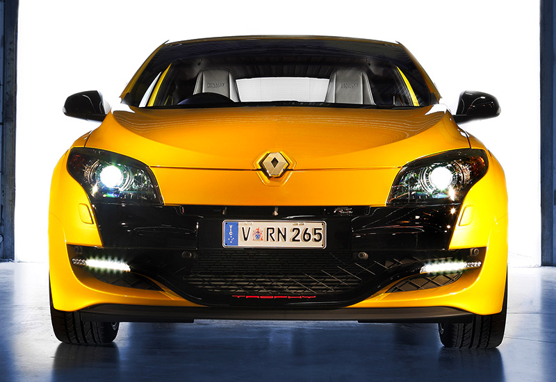2012 Renault Megane Rs 265 Trophy Specifications Photo Price