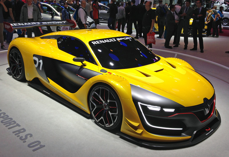 2014 renault sport r s 01 specifications photo price information rating. Black Bedroom Furniture Sets. Home Design Ideas