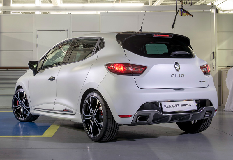 2015 renault clio rs 220 trophy specifications photo price information rating. Black Bedroom Furniture Sets. Home Design Ideas
