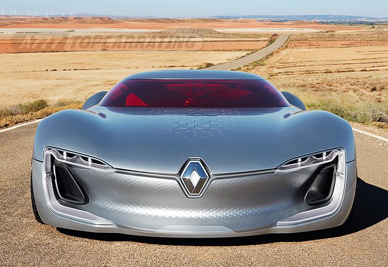 2016 Renault Trezor Concept - specifications, photo, price ...