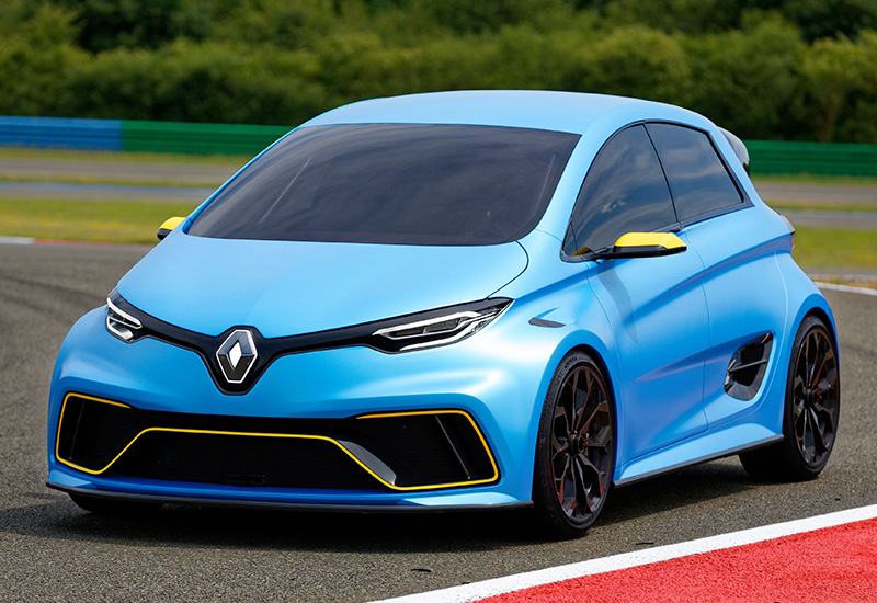 2017 renault zoe e sport specifications photo price information rating. Black Bedroom Furniture Sets. Home Design Ideas