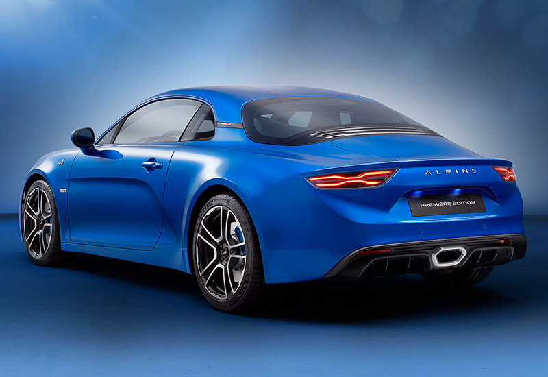 2018 Renault Alpine A110 Specifications Photo Price