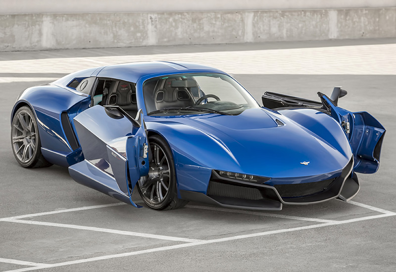 100 Kph To Mph >> 2017 Rezvani Beast Alpha X - specifications, photo, price, information, rating