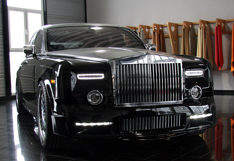 2007 Rolls Royce Phantom Mansory Conquistador