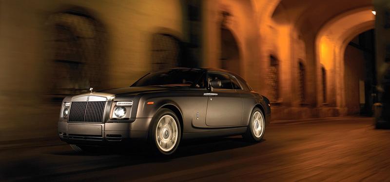 2008 Rolls Royce Phantom Coupe Specifications Photo