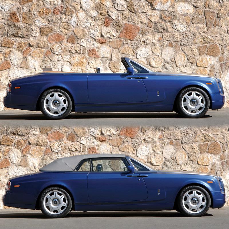 2008 Rolls Royce Phantom Drophead Coupe Specifications