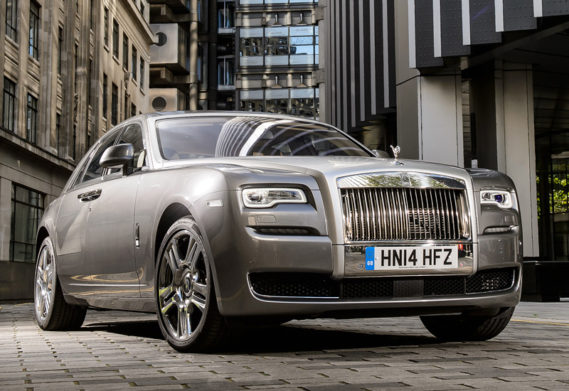2015 rolls royce ghost series ii specifications photo price information rating. Black Bedroom Furniture Sets. Home Design Ideas