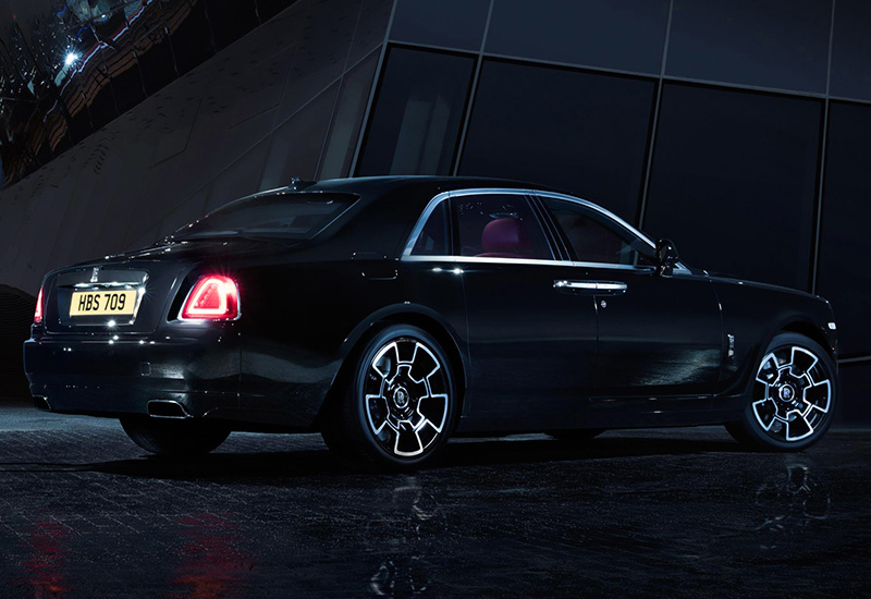 Rolls Royce Wraith Black Badge >> 2016 Rolls-Royce Ghost Black Badge - specifications, photo, price, information, rating