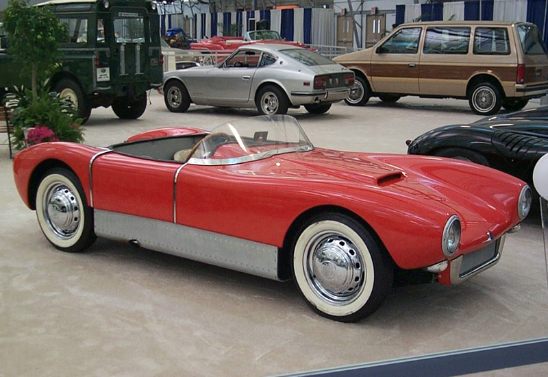 1956 Saab Sonett Related Infomationspecifications Weili