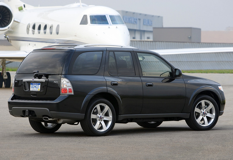 2009 Saab 9 7x Aero Specifications Photo Price