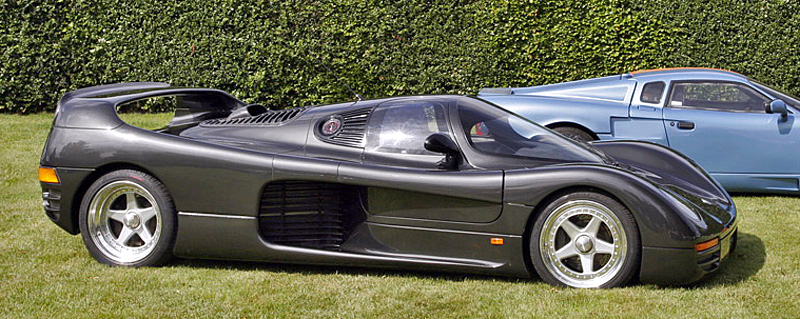 1994 Schuppan 962cr Porsche Specifications Photo Price
