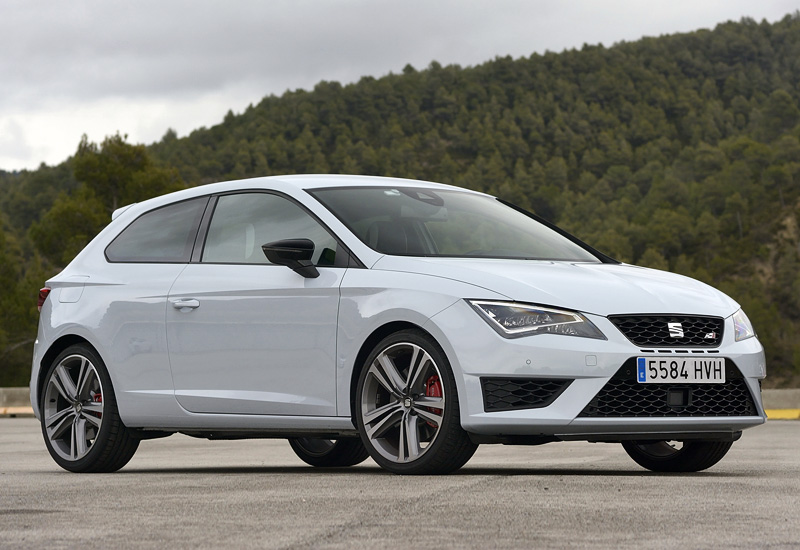 2014 seat leon sc cupra 280 5f specifications photo. Black Bedroom Furniture Sets. Home Design Ideas