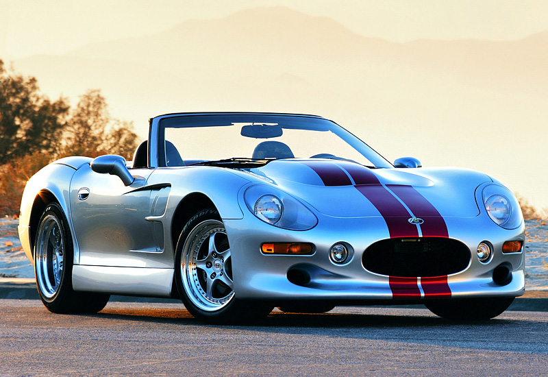 1998 Shelby Series 1 - specifications, photo, price ...