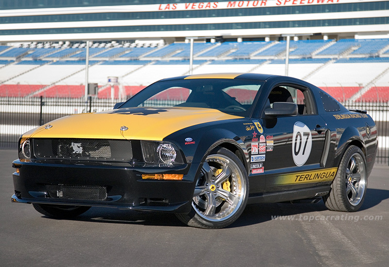 2007 Ford Mustang Shelby Terlingua - specifications, photo ...