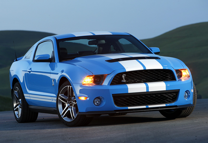 2010 Ford Mustang Shelby Gt500 Specifications Photo